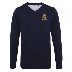 Trinity Guild V-Neck Jumper