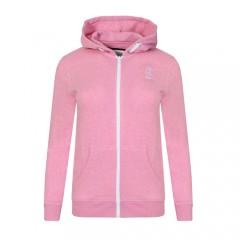 England Pink Girls Hoodie